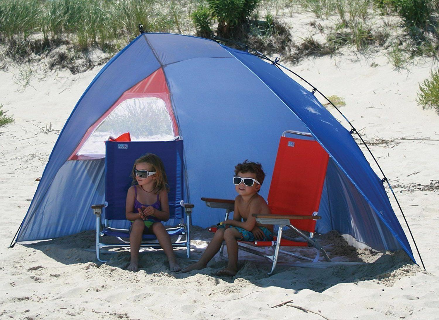 new tent sun shelter portable cover beach