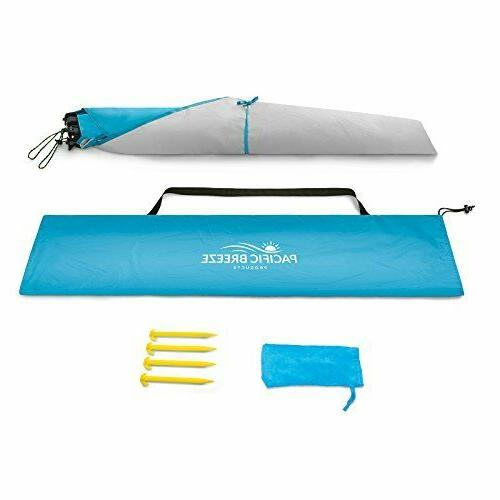 Pacific Easy Beach Tent Deluxe XL