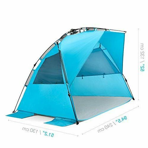 Pacific Beach Tent Deluxe XL