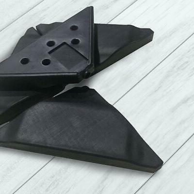Patio Offset Base Black Pack of Base Stand