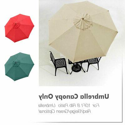 Patio Canopy Cover Umbrella 13'