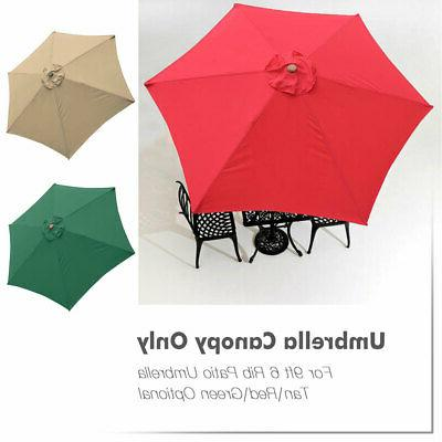 Patio Umbrella Canopy Umbrella 8' 10' 13'