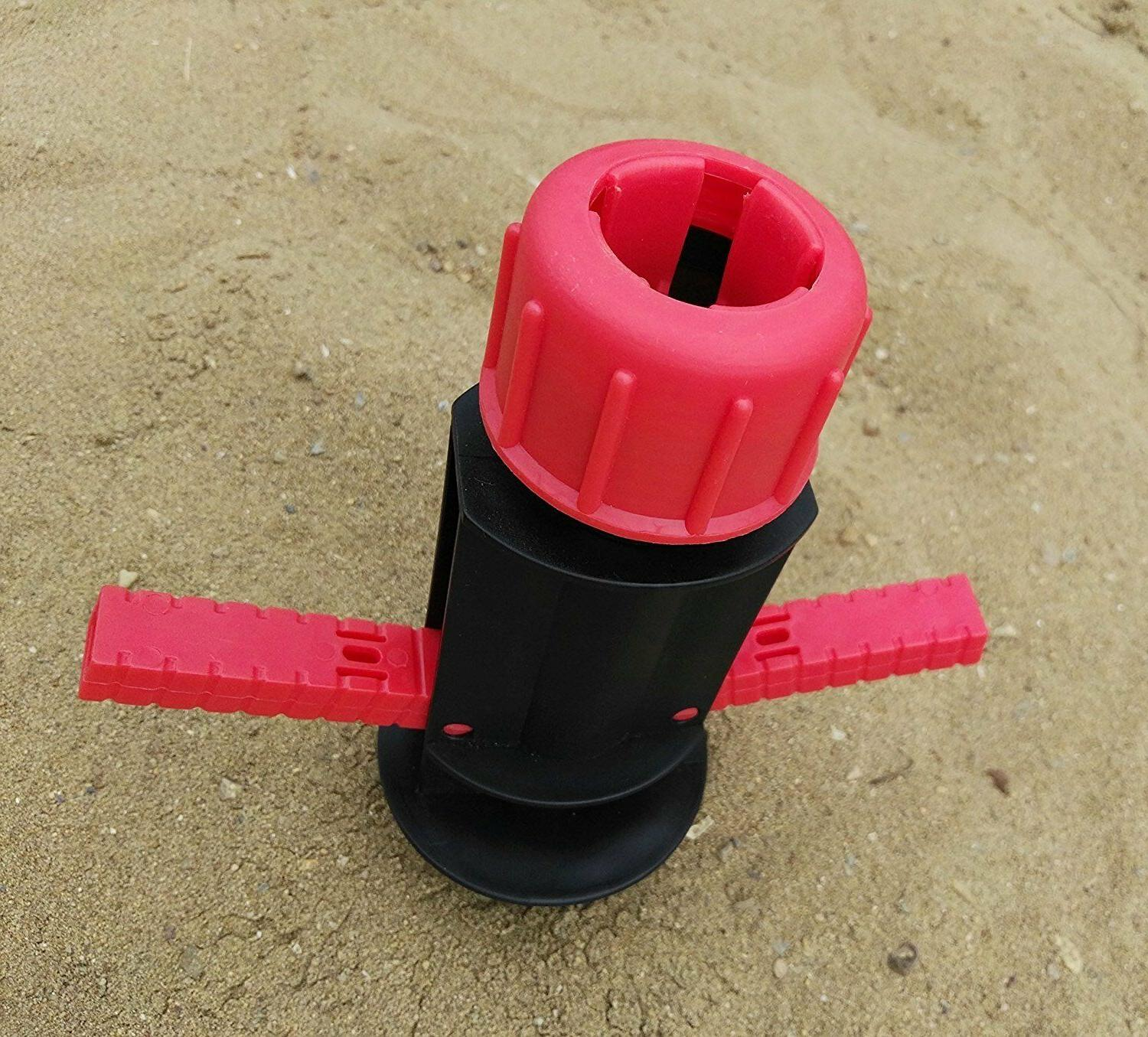 AMMSUN Beach Umbrella sand Anchor, One Fits Stand for