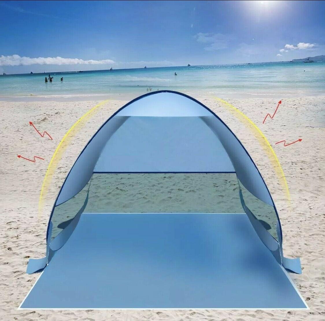 Pop Up Automatic Outdoor protection Sun