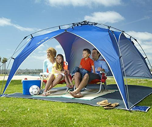 Lightspeed Instant Pop Up Shade Tent