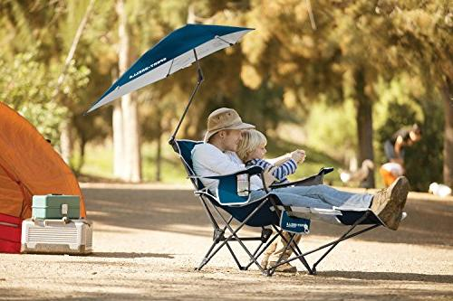 Sport-Brella Recliner Recliner W/ Full Umbrella