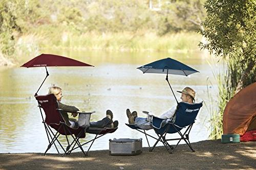 Sport-Brella Recliner W/ Full Coverage Umbrella