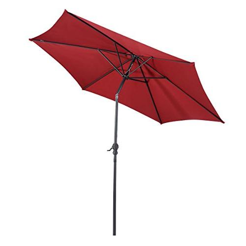 solar patio umbrella sunbrella without