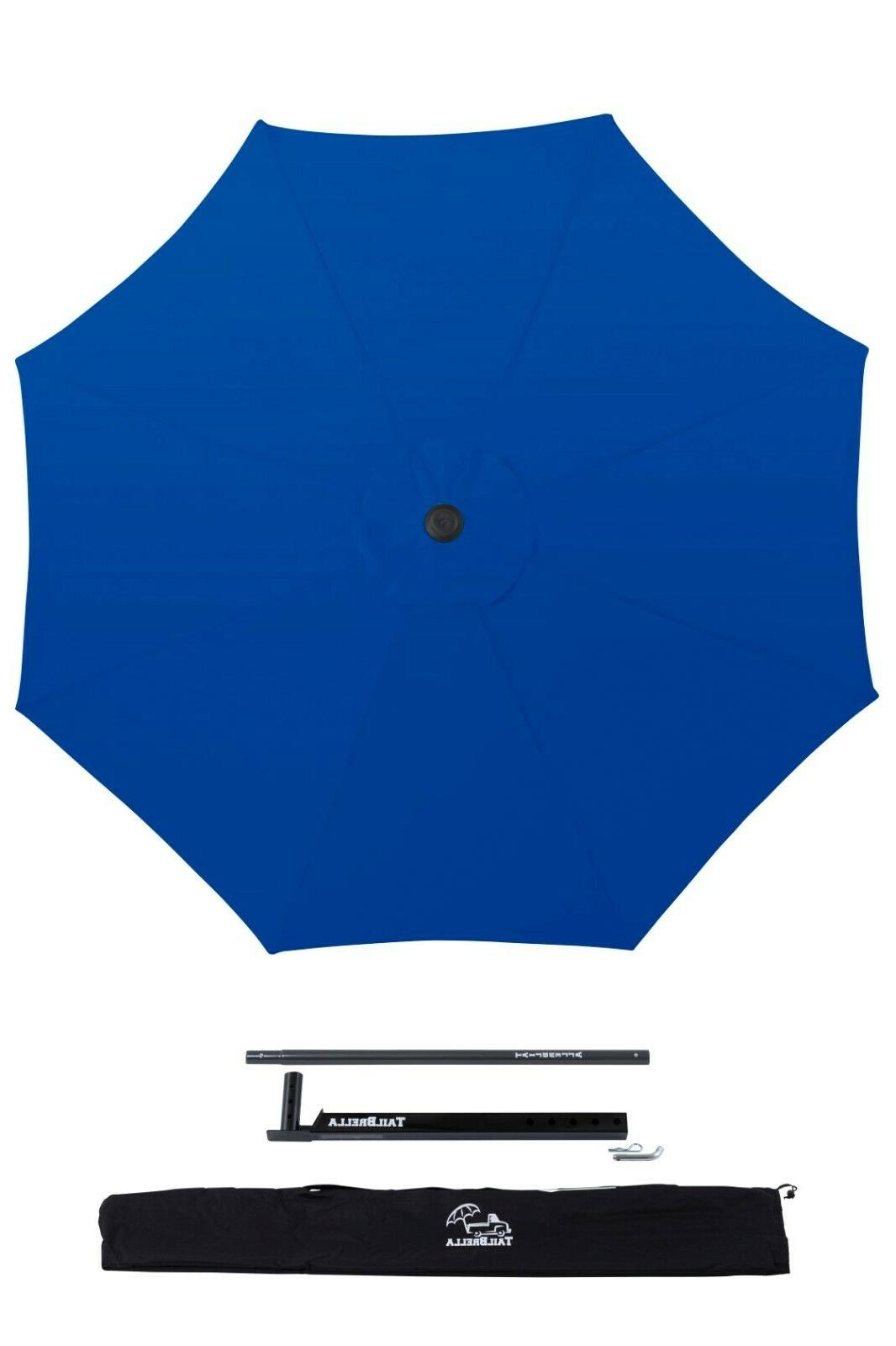 TailBrella The -Tailgating Beach Kids Sports or