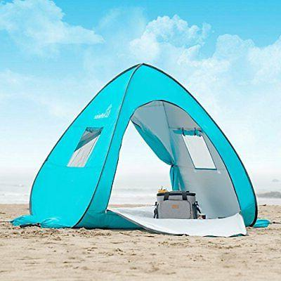 upf 50 easy pop up beach tent