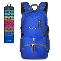 G4Free 40L Lightweight Packable Durable Travel Hiking Backpa