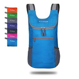 G4Free Lightweight Packable Shoulder Backpack Hiking Daypack