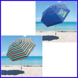 no tax beach umbrella integrated sand anchor