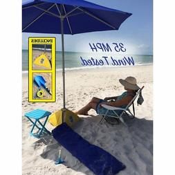 beachBUB All-In-One Beach Umbrella