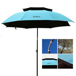 Outdoor Camping Fishing <font><b>Umbrella</b></font> 2-2.2m