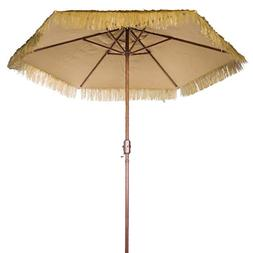 Bayside21 9 Feet Patio Umbrella Market Outdoor Table Umbrell