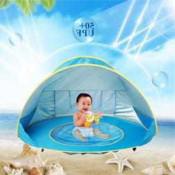 Pop up <font><b>Beach</b></font> Tent for Kids Baby | Automa