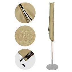 Portable Carry Bag Canopy Cover Fit 9ft Patio Parasol Beach