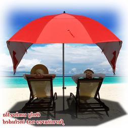 Portable Sun and Weather umbrella Shelter Sport or Beach Can