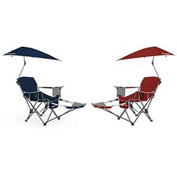 Sport-Brella Portable Sun Shelter Umbrella Recliner Folding