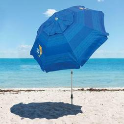 sand anchor beach umbrella 2019 blue brand