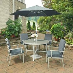 Home Styles South Beach 7 Piece 48 in. Round Outdoor Dining