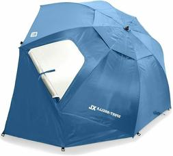 Sport-Brella XL Vented SPF 50+ Sun and Rain Canopy Umbrella