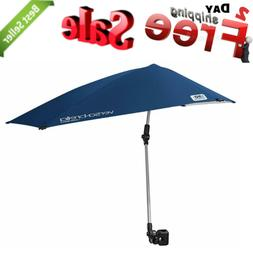 Sports Umbrella All Position Canopy Sun Protection XL Size S