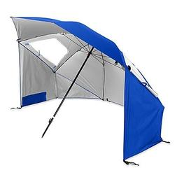 Sport-Brella SUPER-BRELLA Beach Umbrella in Blue