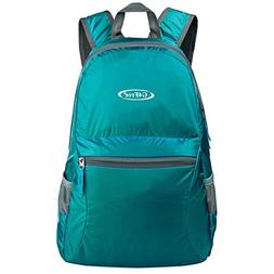 G4Free Ultra Lightweight Packable Backpack Hiking Daypack,Ha