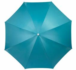 Living Accents Umbrella Beach 6' D Polyester Assorted