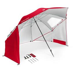 ☂️ Umbrella Canopy Beach Sun Shade Sports Shelter Vented