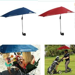 Umbrella Versa Brella With Clamp Beach Umbrellas Camping Hik