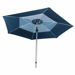 UV-Blocker UV Protection Large Beach Umbrella 7 Ft